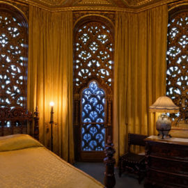 Celestial Bedroom | Hearst Castle