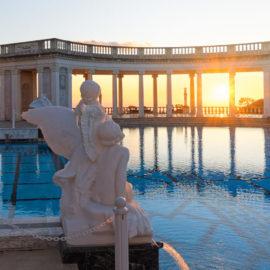 Neptune Pool | Hearst Castle