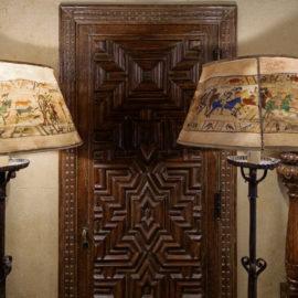 Cloister Bedroom   Hearst Castle