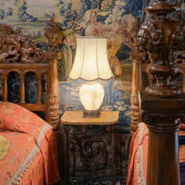 Cloister Bedroom | Hearst Castle