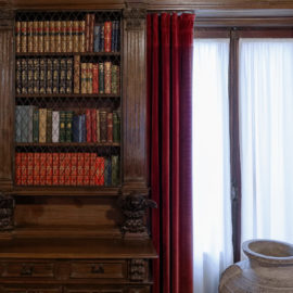 Library | Hearst Castle