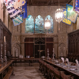 Refectory | Hearst Castle