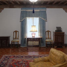 North Wing Sitting Room | Hearst Castle