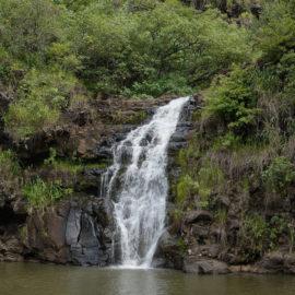 Waimea Falls | Oahu Hawaii
