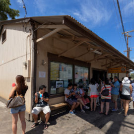 Original Matsumoto Shave Ice | Oahu Hawaii