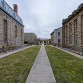 Old Idaho Penitentiary | Entrance