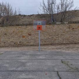 Old Idaho Penitentiary | Basketball Court
