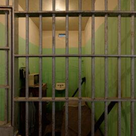 Old Idaho Penitentiary | Death Row