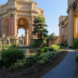 Palace of Fine Arts | San Francisco