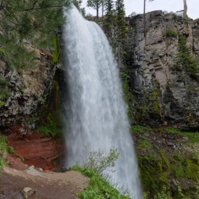 Tumalo Falls   Bend OR