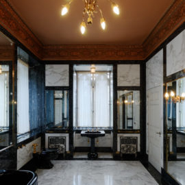 North Wing Bathroom | Hearst Castle