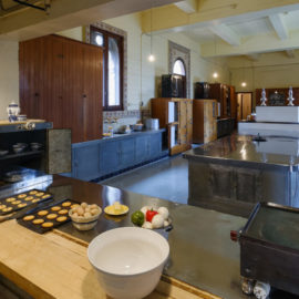 Kitchen | Hearst Castle